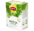 Чай Lipton Magnificent, 30 г, 20 пакетиков-пирамидок, Matcha, зеленый чай с матчей